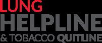 Lung HelpLine logo