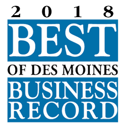 Des Moines Best Of recognition