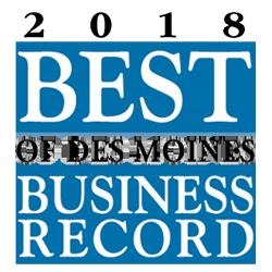 Des Moines Best Of recognition