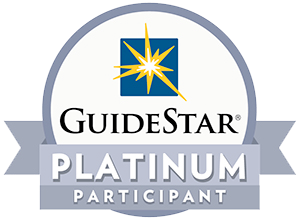 Guidestar Platinum badge