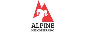Alpine Helicopters Logo