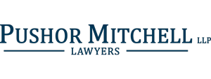 Pushor Mitchell LLP Logo