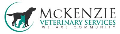 McKenzie Veterinary Services Logo