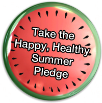 Take the Happy, Healthy Summer Pledge