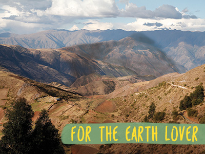for the earth lover