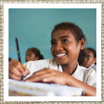 Click here for more information about Send a girl to school for a year