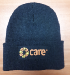 Click here for more information about CARE tuque (gray)