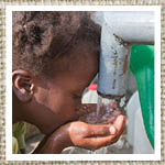 Click here for more information about Clean water for a family