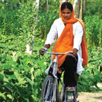 Click here for more information about Bicycle for a health worker
