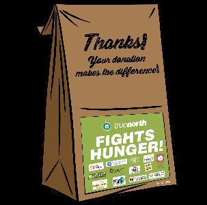 TrueNorth Fight Hunger Campaign