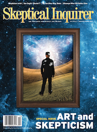 Skeptical Inquirer Art and Science
