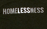 Homelessness T-shirt