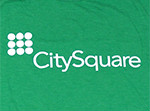 Green CitySquare Logo