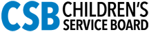 Children's Service Board logo