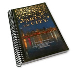 Click here for more information about Party in the City - A New Collection of Recipes Complied by the CSB