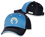 Click here for more information about Sportsman Tri-color Cap with Lurie Embroidery