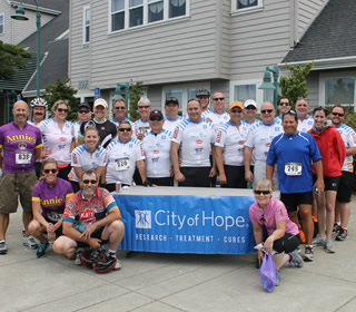 Bike to Hope goes Social