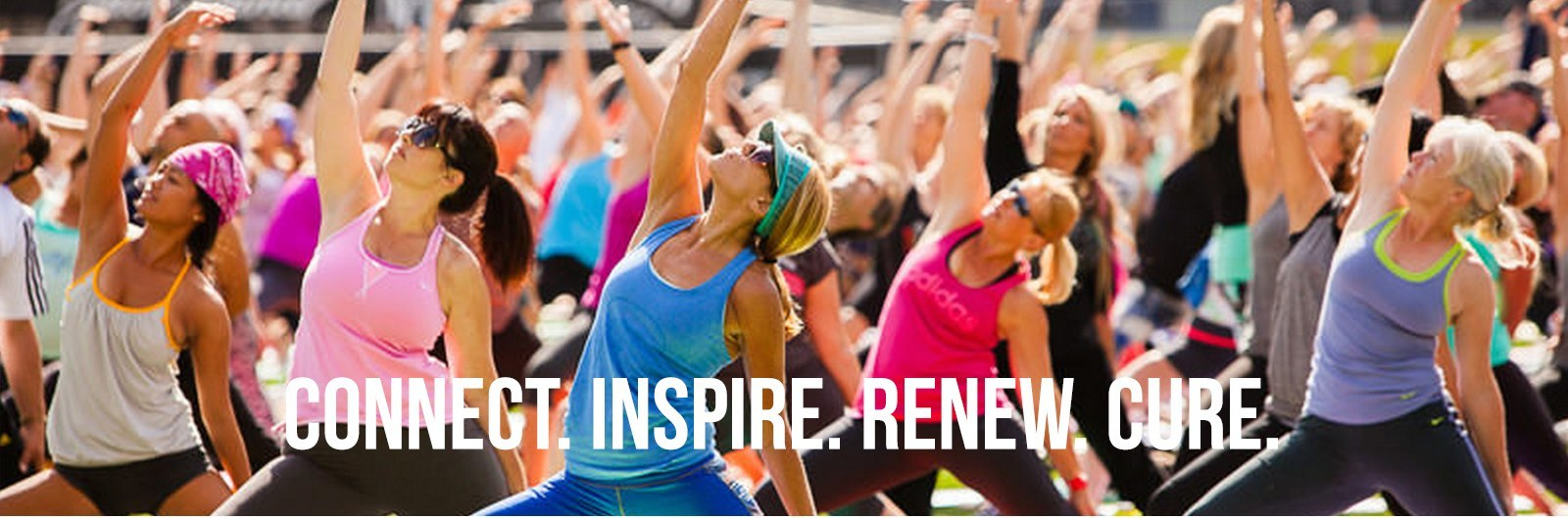 Connect. Inspire. Renew. Cure.