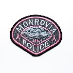 Click here for more information about Monrovia Police Department 2019 Pink Patch