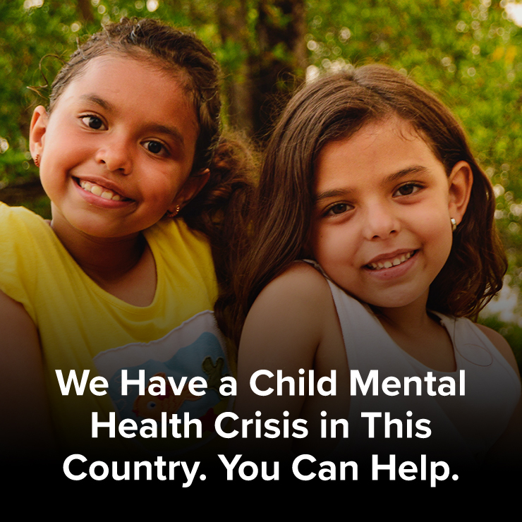 We Have a Child Mental Health Crisis in This Country. You Can Help.