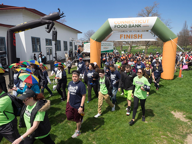 Walk Against Hunger