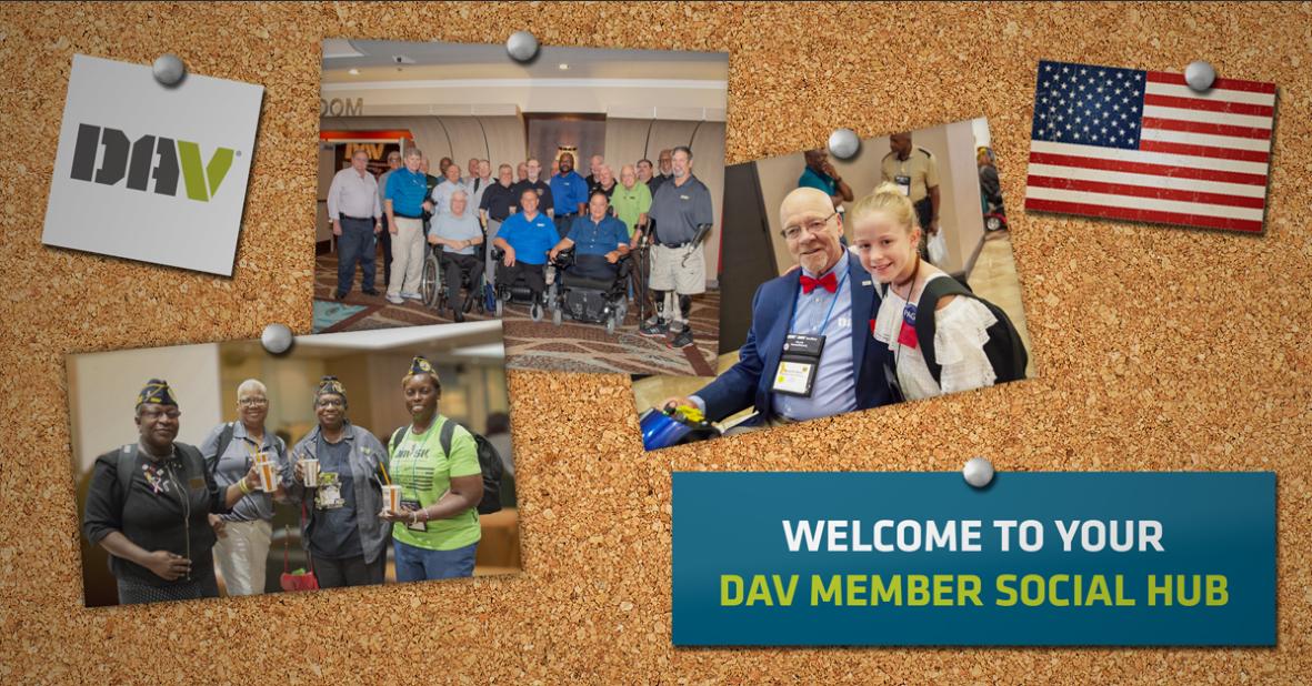 Welcome to your DAV Member Social Hub
