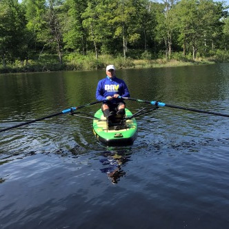 ROWING TOWARD A BETTER LIFE FOR VETERANS