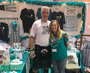 2020 Ovarian Cancer Virtual Walk 5k Run Shout Against The Whisper Gail Parkins Memorial Ovarian Cancer Walk 5k Run