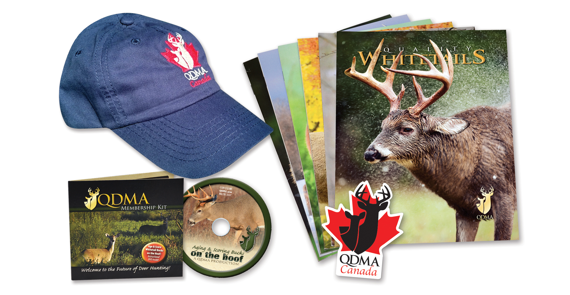 QDMA Canada 1 Year Membership Gifts