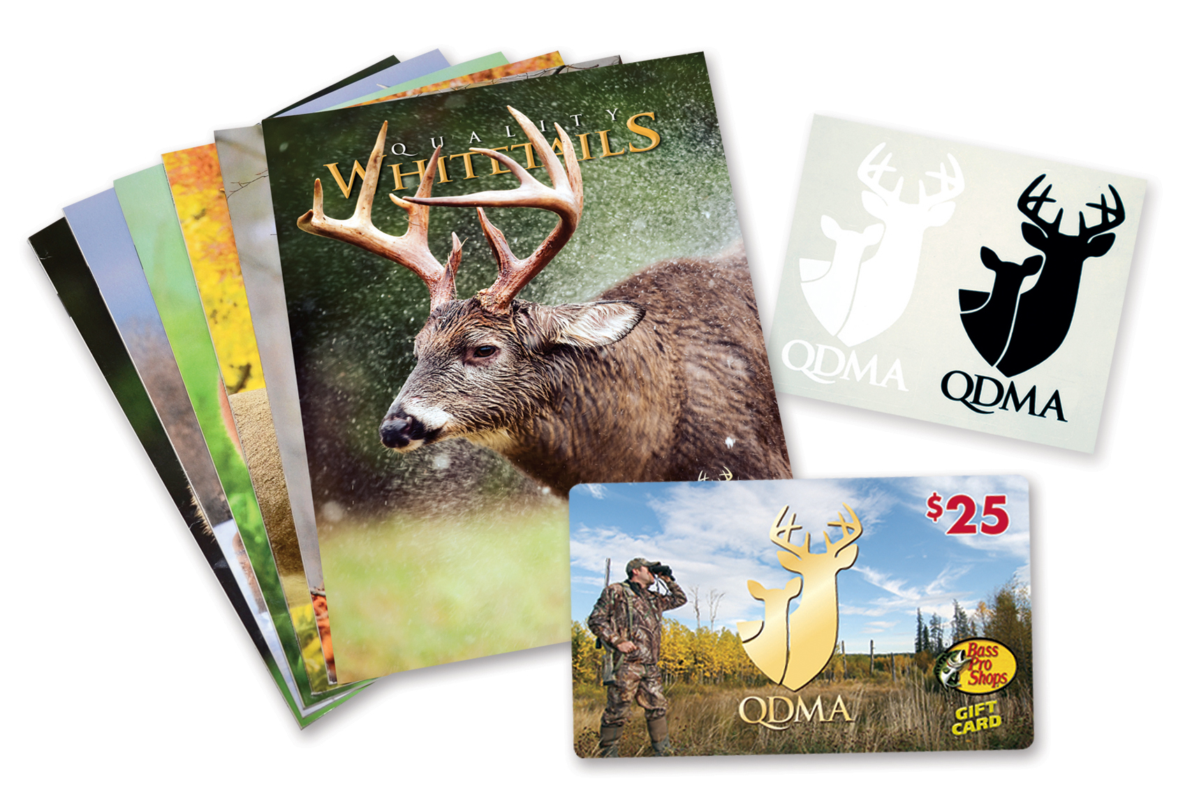 QDMA 3 Year Renew Gifts
