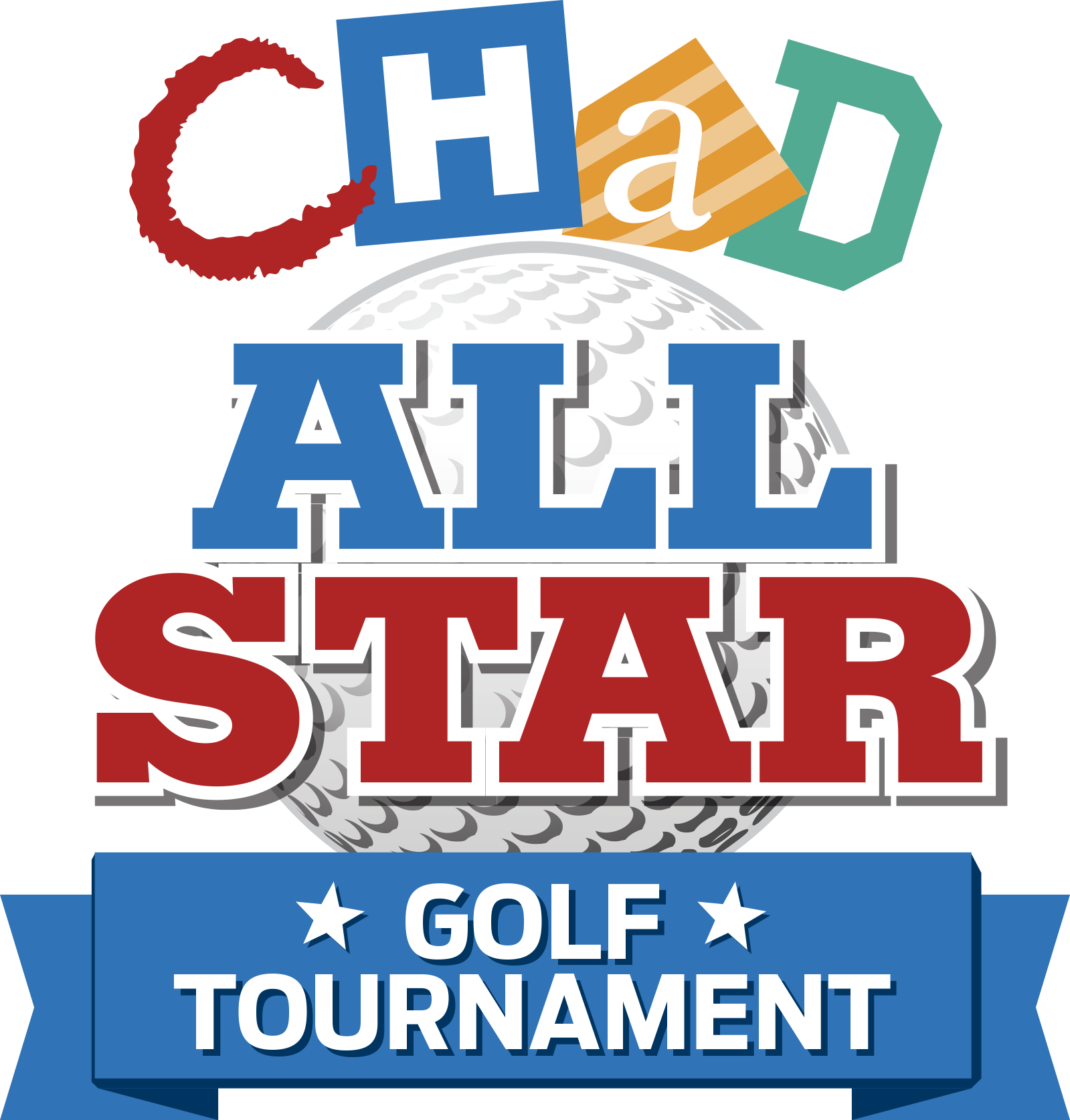 CHaD All-Star Golf Tournament logo
