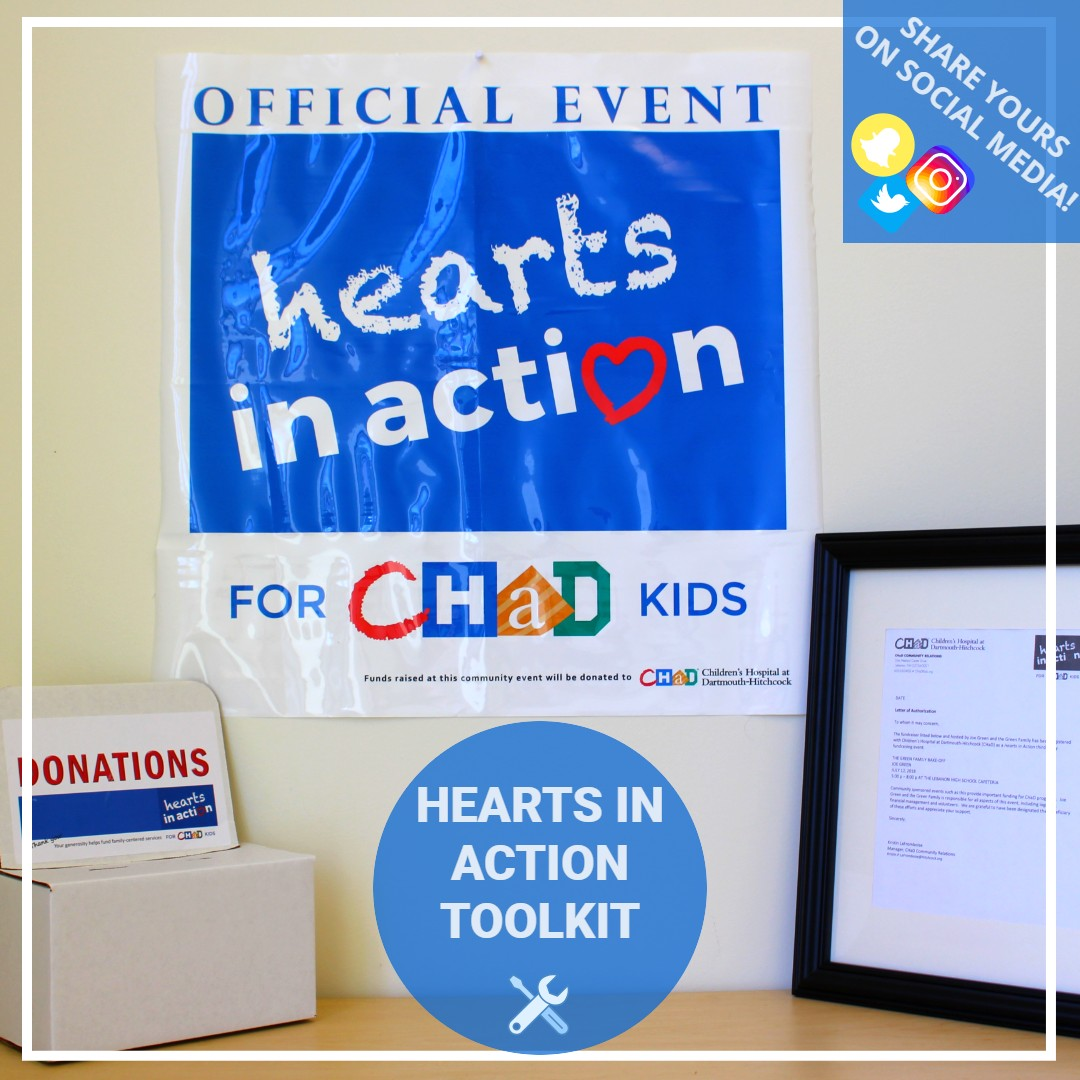 CHaD Hearts in Action tool kit
