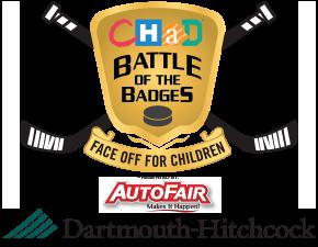 2019 CHaD Battle of the Badges Hockey - CHaD Hockey