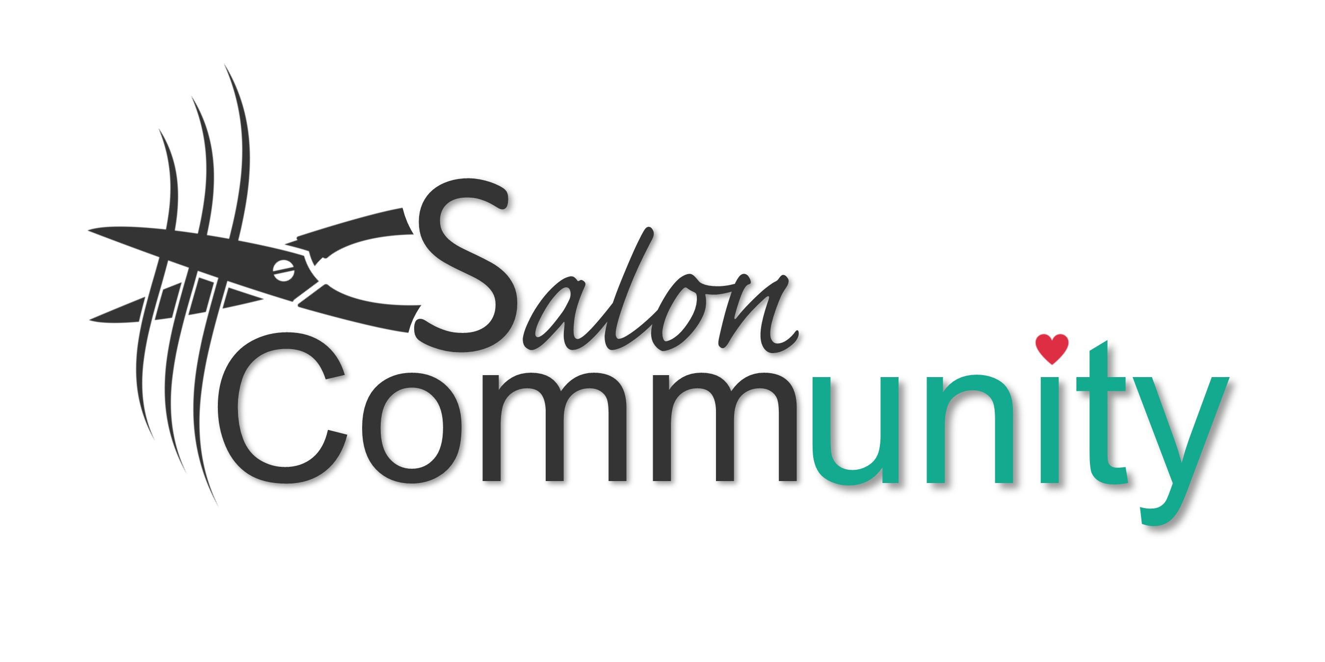 Salon CommUNITY logo