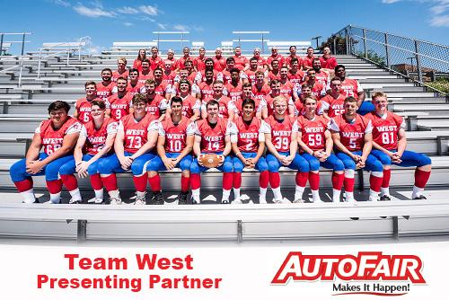 2018 Team West Sponsored Photo