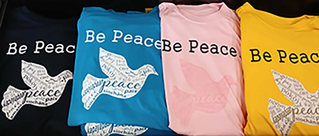 Be Peace T-shirts 4