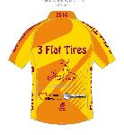 Click here for more information about Cycle for Shelter Jersey 2016--3 Flat Tires