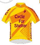Click here for more information about Cycle for Shelter Jersey 2016, Short-Sleeve