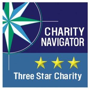 Charity Navigator Three Star Charity