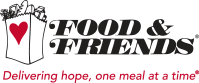 Food and Friends: Delivering hope, one meal at a time.