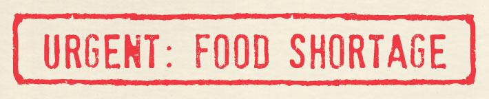 Emergency Food Shortage In Haiti