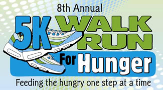 5K Walk/Run For Hunger