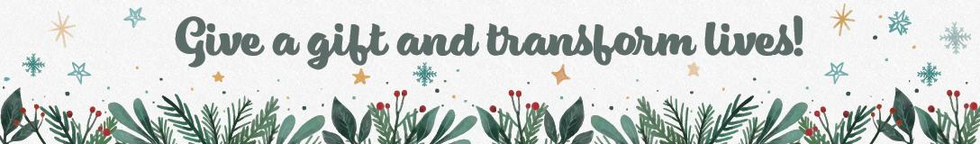 Christmas Catalog Banner