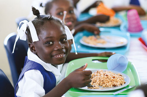 Food That Can Feed 12 Children For 12 Months