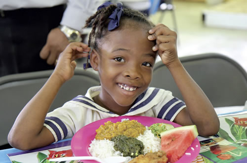 Feed a child for a year