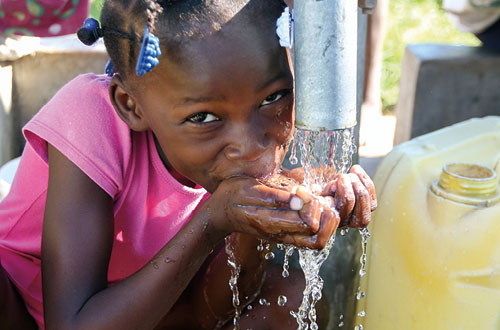 5 Water Hand Pumps For A Community