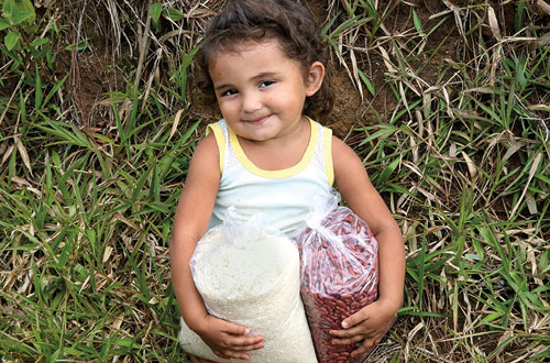 Food That Can Feed 6 Children For 12 Months