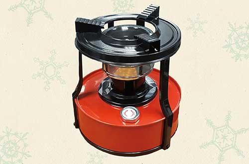 Kerosene stove for a poor family