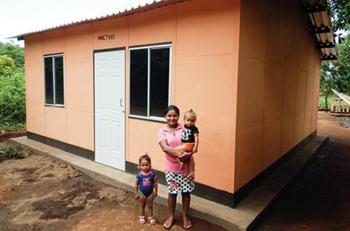 Help build a house