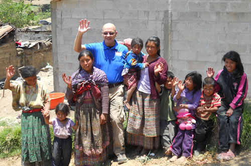 Guatemala July 22-26, 2019 (Deposit)